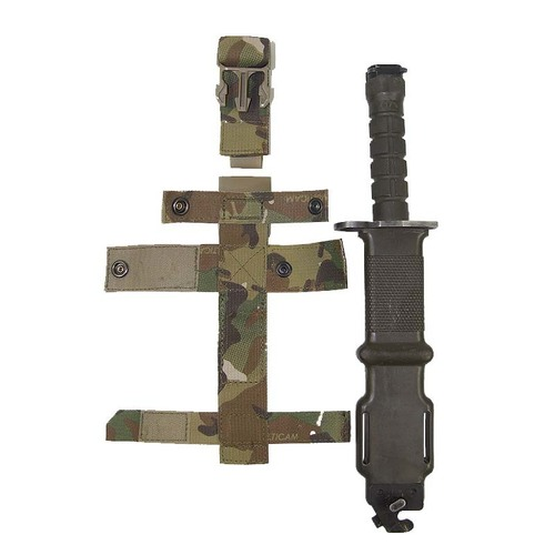 M9 Bayonet Adapter MOLLE - Multicam